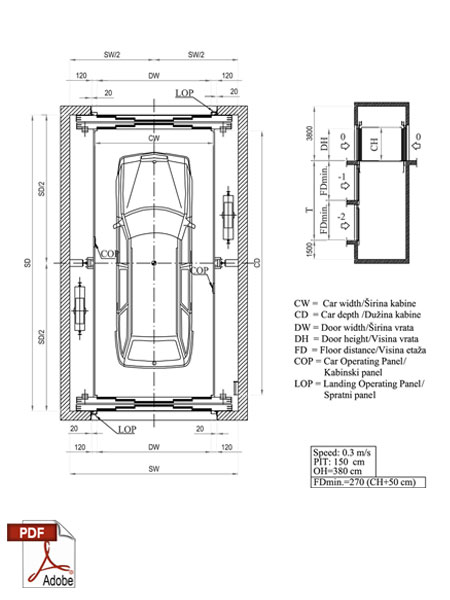 Tri best downloads pdf katalog katalozi Car lift plans